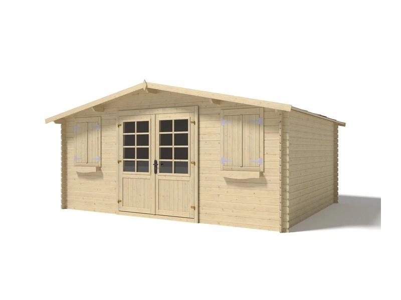 Domek ogrodowy 500x400 cm nieimpregnowany+GRATIS LEGARY!!!