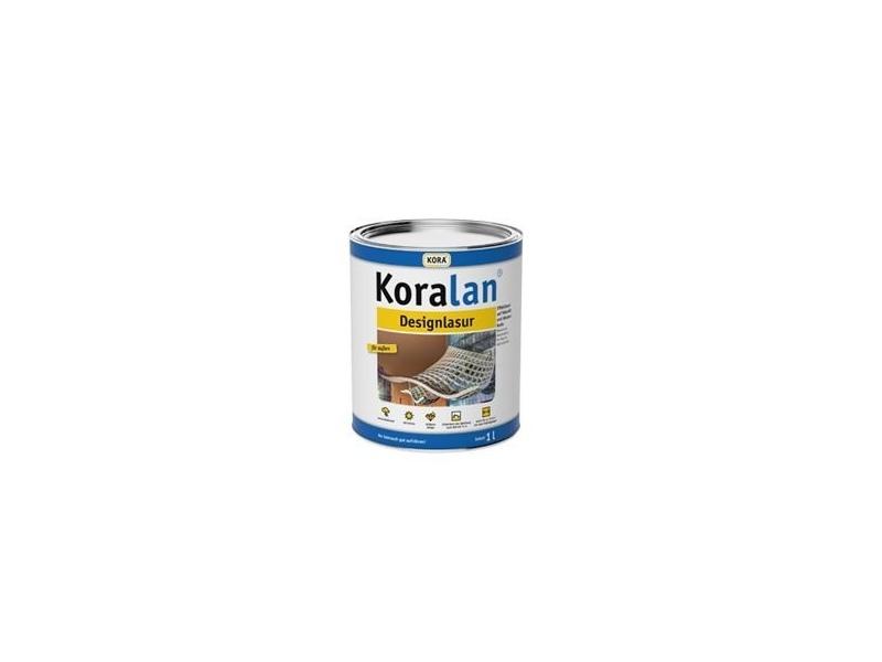 Lazura dekoracyjna Koralan® Designlasur 1L