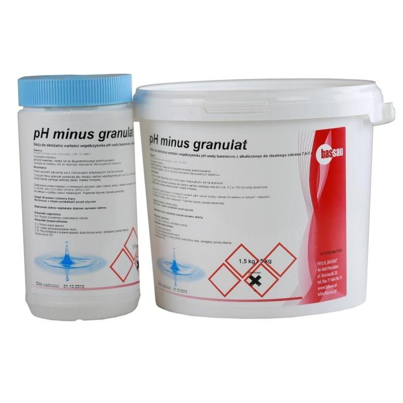 Granulat pH minus