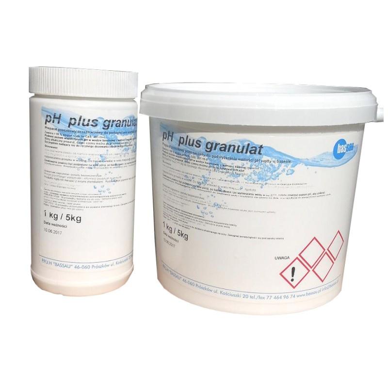 Granulat pH plus