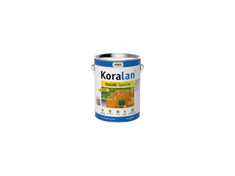 Olej do konserwacji drewna Koralan® Holzöl Spezial 10L