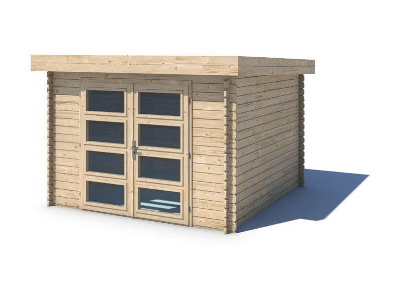 Domek ogrodowy 300x300 cm nieimpregnowany