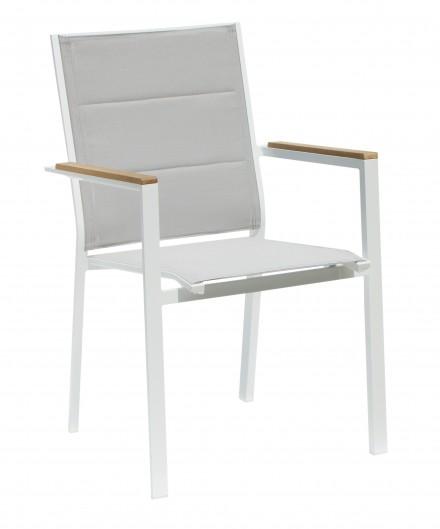 Krzesło ogrodowe 57x55xH.90 cm